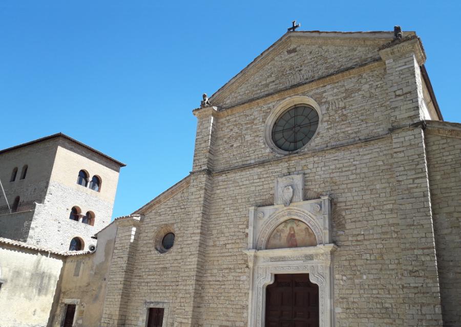 """FARA SABINA – Sindaco Basilicata fissa l'obiettivo: """"Farfa patrimonio mondiale dell'umanità"""""""