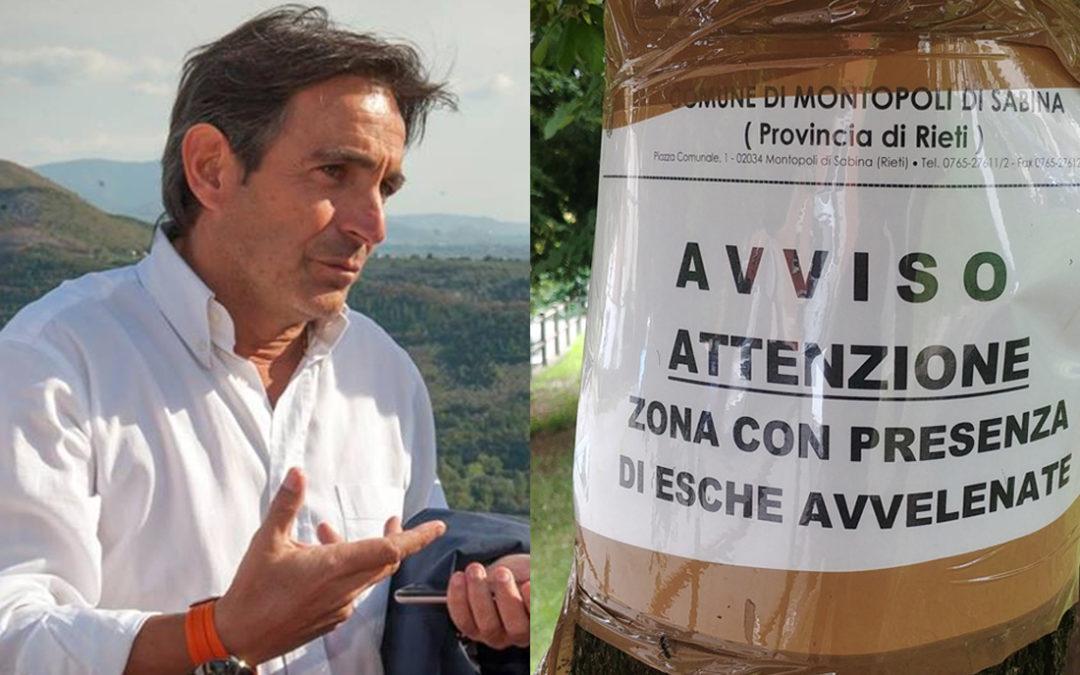 """PARCO MONTOPOLI S. La replica – Grilli: """"Vi spiego quel cartello"""""""