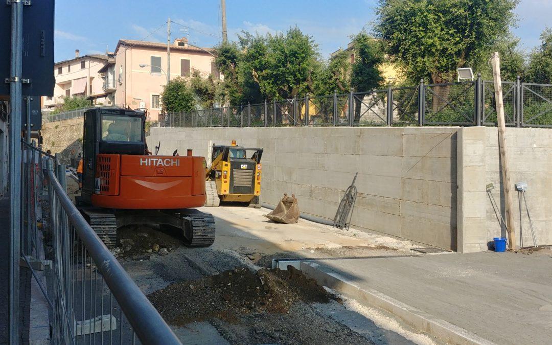 """FIANO – P. Rimembranze: """"Inaugurazione a settembre"""""""