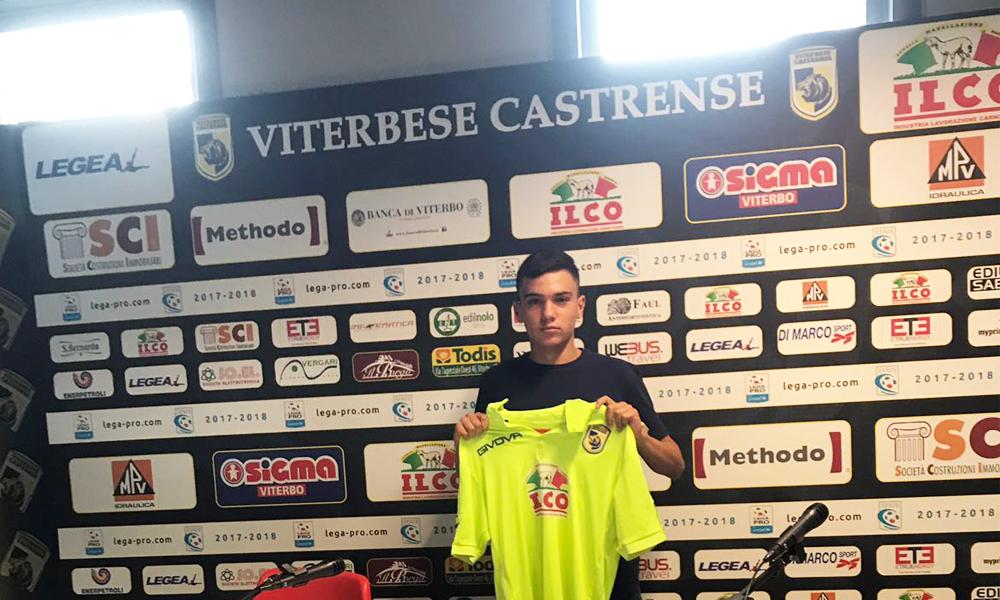 CAPENA – Esclusiva: Braido firma con la Viterbese!