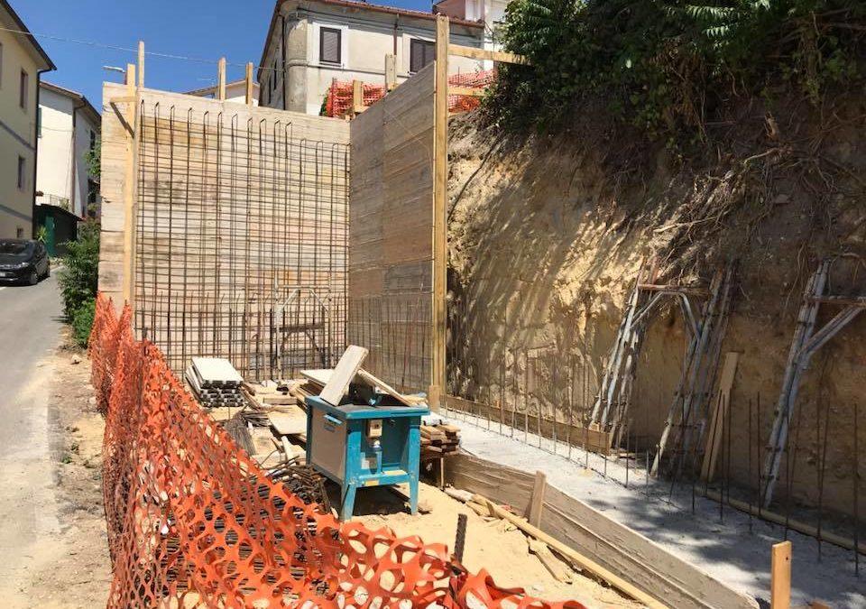 """FARA SABINA – Basilicata: """"Nuovo parcheggio a Coltodino"""""""