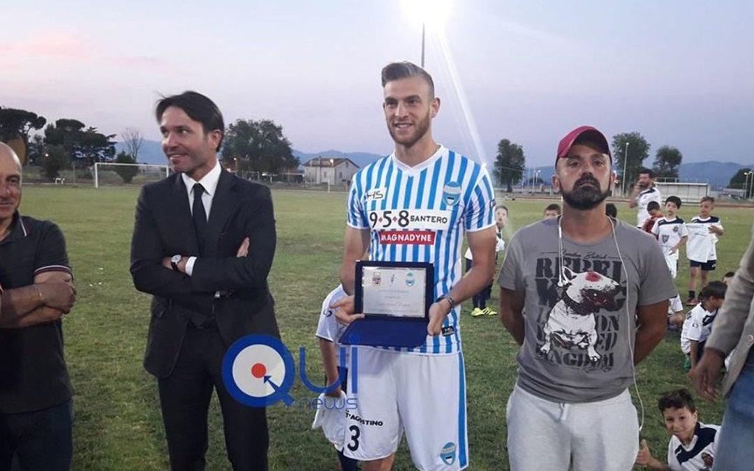 FIANO – Vicari, la sua SPAL meglio di Real e Barcellona!