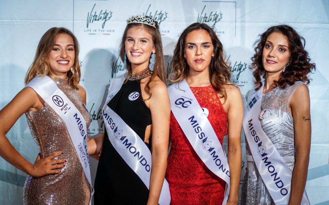 FIANO ROMANO – Miss Mondo Lazio che successo! Vince Elisa Patrizi