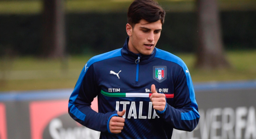 Kevin d'azzurro: Bonifazi convocato in Nazionale Under 21