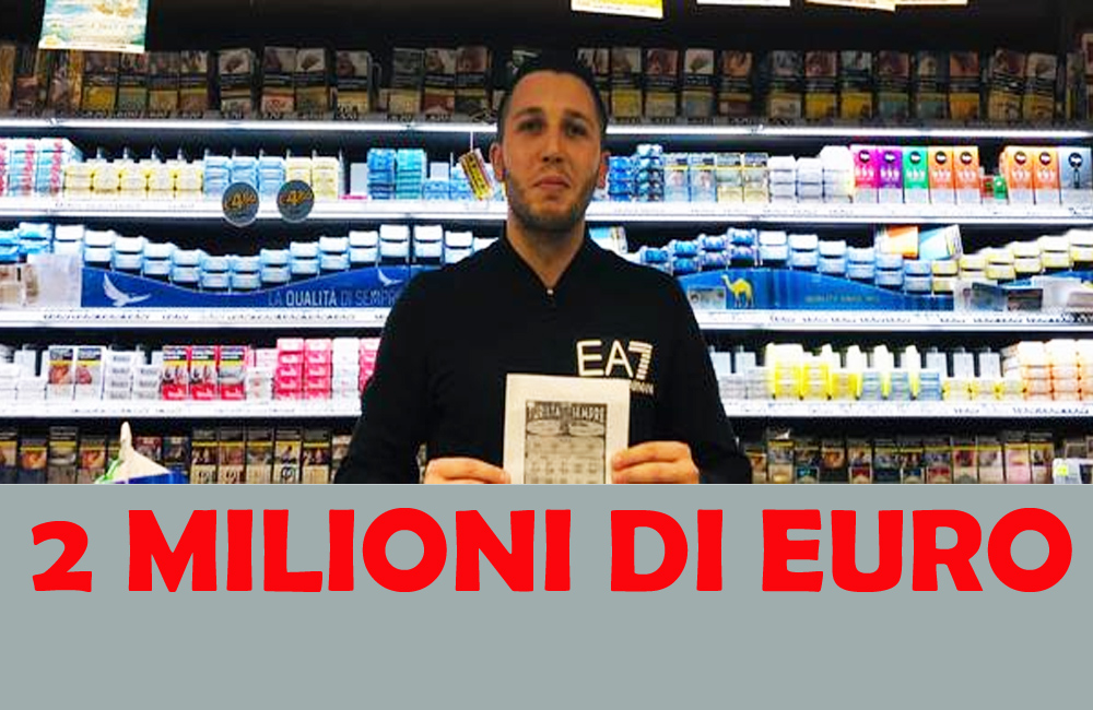 ++ 2 MILIONI DI EURO ++ Vittoria super a Passo Corese
