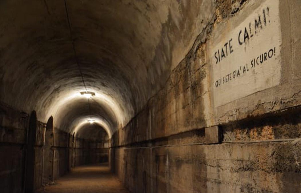 I segreti del Bunker nel Monte Soratte…