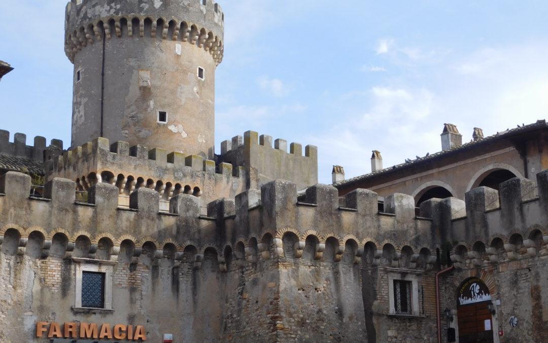 Alla scoperta del Castello di Fiano Romano…
