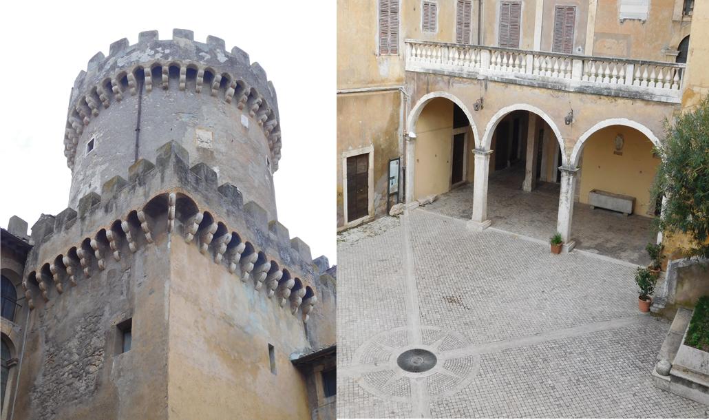 FIANO ROMANO – Anno 1528: al Castello il processo ad una strega