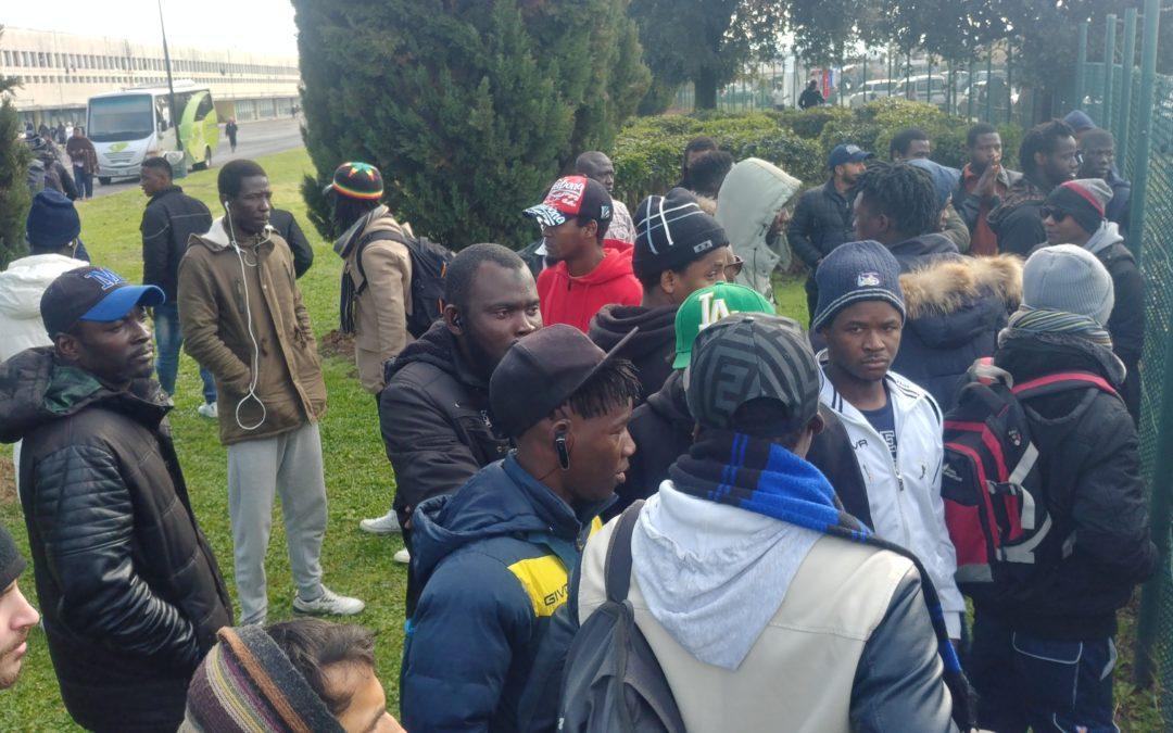 C. di Porto: 57 famiglie richiesta per ospitare migranti. Task force Comune-Regione
