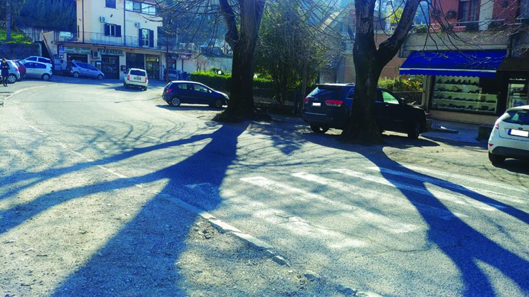 """Poggio Mirteto  – I cittadini: """"Più sicurezza al curvone Matteotti"""""""