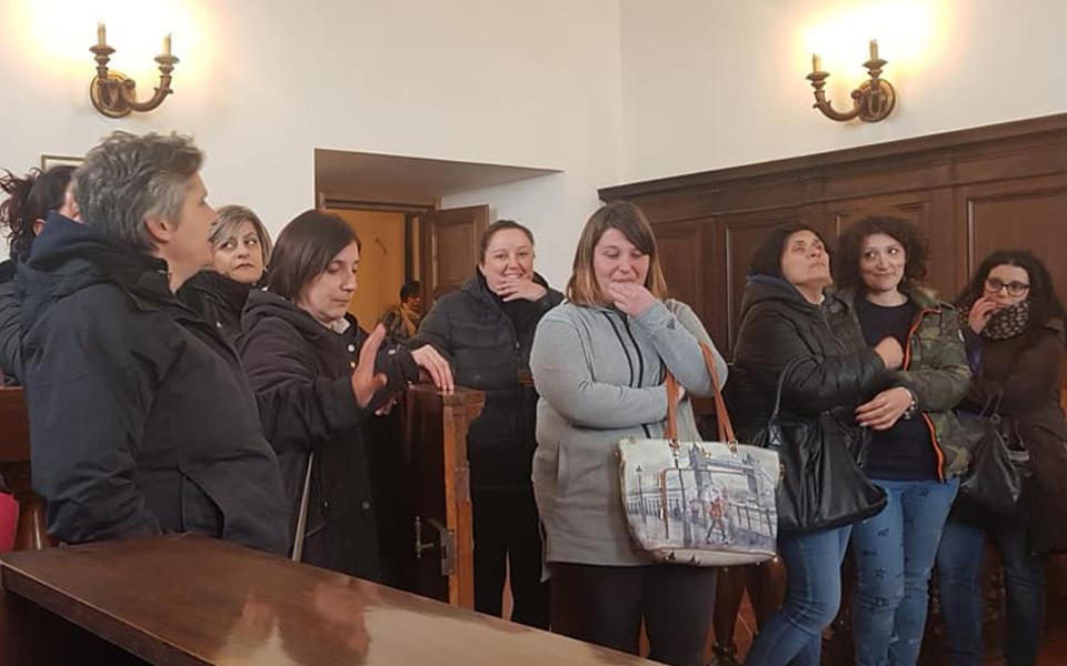 Borgo Quinzio – Termosifoni rotti. Mamme in Consiglio Comunale