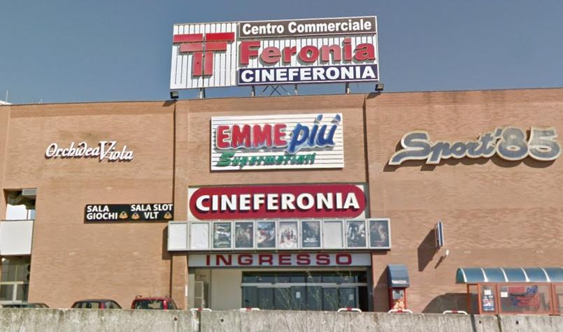 Fiano Romano – Furto al Cineferonia. Arrestati 3 ragazzi