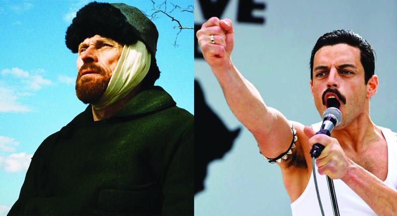 Freddie e Vincent: biografie a confronto