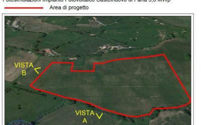 C. Farfa – Impianto fotovoltaico: impatto ambientale? Sovrintendenza chiede alla Regione